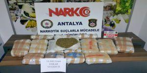 Turizm sezonu öncesi uyuşturucu ticaretine büyük darbe