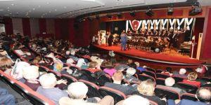 Nazilli Belediyesi Klasik Türk Müziği Korosu'nda Muhteşem Konser