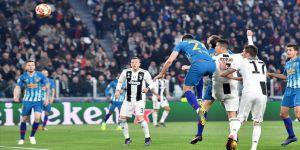 Juventus ve Manchester City adını çeyrek finale yazdırdı