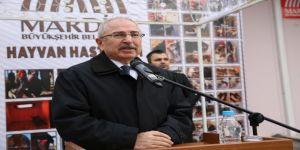 Mardin'de Hayvan Hastanesi Açıldı