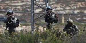 İsrail askerlerinden Filistin okuluna gazlı saldırı