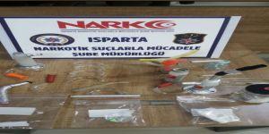 Aparta Uyuşturucu Baskını: 4 Gözaltı