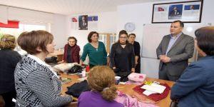 Belediye Başkanı Taşdelen Esnaf Ve Vatandaşlarla Bir Araya Geldi