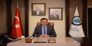 Rektör Şenocak'ın 14 Mart Tıp Bayramı Mesajı