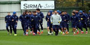 Fenerbahçe, Sivasspor Hazırlıklarını Sürdürüyor