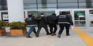 Elazığ'da Uyuşturucu Operasyonları: 3 Şüpheli Yakalandı