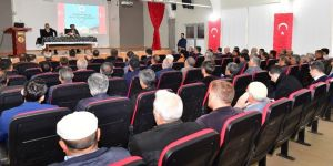 Vali Güzeloğlu, Dicle'de Kanaat Önderleri İle Buluştu