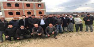 Umurbey'de Seçim Dönemi Kardeşlik İçinde Geçiyor