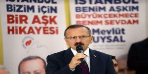 """Mevlüt Uysal: """"Amacımız Büyükçekmece'ye Ak Parti Belediyeciliği Getirmek"""""""