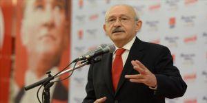 CHP Genel Başkanı Kılıçdaroğlu: İşsizlik Türkiye'nin en temel sorunlarından birisidir
