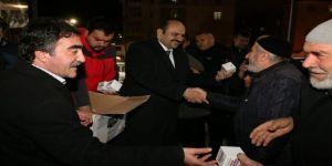 Başkan Orhan Kapı Kapı Gezdi Cumhur İttifakı İçin Destek İstedi