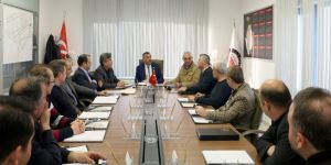 Mimarsinan Organize Sanayi Bölgesi Başkanı Mehmet Karabulut Oldu