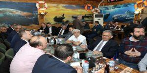 Başkan Memduh Büyükkılıç Karadenizliler Gecesine İştirak Etti