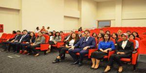Bölge Adliye Mahkemesi'nde 32 Personel Göreve Başladı