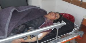 İdlip'te Yaralanan 5 Suriyeli Hatay'a Getirildi