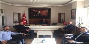Gemlik Kızılay'dan Kaymakam İnan'a Fahri Başkanlık