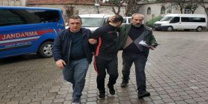 Gasp Suçundan Aranan Şahıs Yakalandı