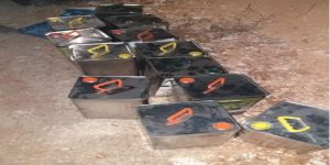 Zeytinyağı Hırsızları Polisten Kaçamadı