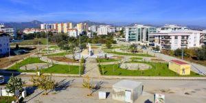 Nazilli'de 15 Temmuz Şehitler Parkı Açıldı