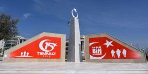 15 Temmuz Şehitleri Nazilli'de De Ölümsüzleştirildi