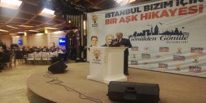 Ak Parti Genel Başkan Yardımcısı Demiröz'den Ab'ye Eleştiri