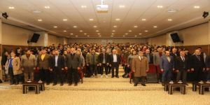 'Mehmet Akif Ve İstiklal Marşı' Konulu Konferansı