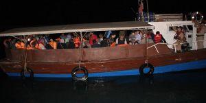 Yüzlerce Suriyeli güvenli hayat hayali peşinde Akdeniz'de can verdi