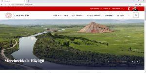 Muş Valiliği İnternet Sitesi Yeni Tasarıma Geçti
