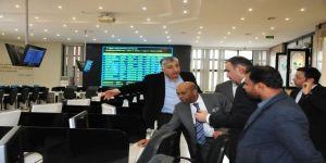Sri Lanka Ankara Büyükelçisinden Ktb'ye Ziyaret