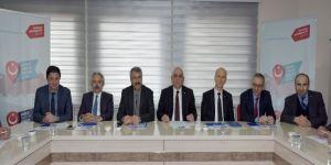 Tesob'da İstihdam Seferberliği Bilgilendirme Toplantısı Düzenlendi