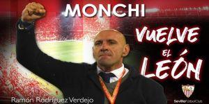 Monchi Tekrar Sevilla'da