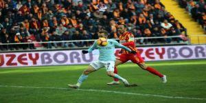 Spor Toto Süper Lig: İstikbal Mobilya Kayserispor: 1 - Medipol Başakşehir: 1 (Maç Sonucu)