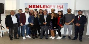 Dülgeroğlu'ndan Yatırım Müjdeleri