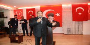 Milletvekili Fendoğlu'dan Şehit Aileleri Ve Gaziler Onuruna Yemek