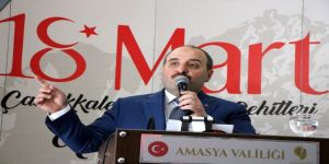 Bakan Varank Amasya'da Binali Yıldırım'a Destek İstedi