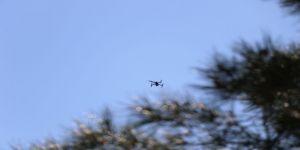 Bacanağını Öldüren Zanlıyı Polis Ormanda Drone İle Aradı