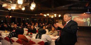 Balçova'da Şehit Yakınları Onuruna Yemek