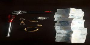 Ergani'de 6 Hırsız Tutuklandı