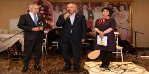 Harman Radyo'dan Yenimahalle Belediyesi'ne Ödül