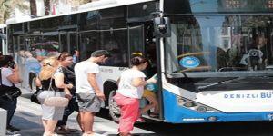 """Bahtiyar: """"Öğrencilerimiz Belediye Otobüslerinden Ücretsiz Yararlanacak"""""""