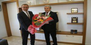 Başkan Akgün'den Cilas Şirketler Grubuna Ziyaret