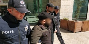 Kozmetik Dükkanından Hırsızlık Yapan 2 Iraklı Tutuklandı