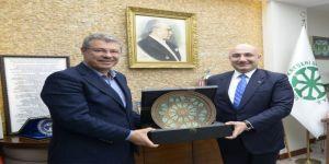 Türkiye Halk Bankası Genel Müdürü Arslan'dan Kayseri Şeker'e Ziyaret
