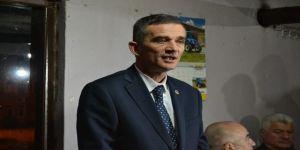 Milletvekili Dikbayır Tank Palet Fabrikası İçin Konuştu