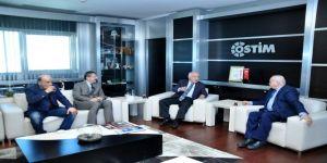 """Veysel Tiryaki: """"Ostim Osb'ye Sanayi Müzesi İnşa Edeceğiz"""""""
