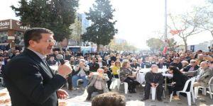 Zeybekci'den Seçilmesi Halinde Suya Yüzde 50 İndirim Sözü