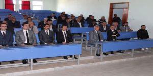 Hisarcık'ta Ipard Iı 5. Başvuru Çağrı İlanı Tanıtım Toplantısı