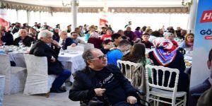 """İmamoğlu, """"Şehit Ailelerimiz, Gazilerimiz Ve Engelliler Sizler Bizim Sorumluluğumuzsunuz"""""""
