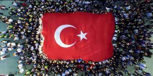 Tüm Türkiye'yi Buluşturan Çanakkale Videosu