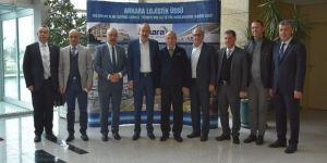 Kto Heyeti Ankara Lojistik Üssü'nde